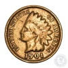 ONE CENT :: 1901 :: Indian Head
