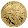 2019 Maui and the Goddess of Fire - Maui raua ko Mahuika Gold Coin Set