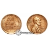 ONE CENT :: 1957 :: Lincoln