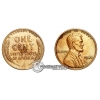 ONE CENT :: 1945 :: Lincoln