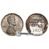 one cent :: 1943 :: D